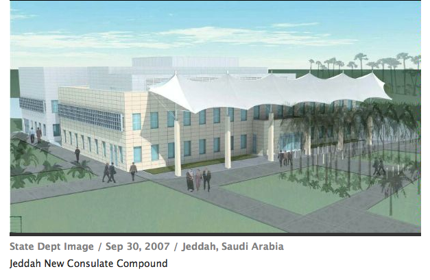 New US Consulate in Jeddah – Under Construction Since 2007? Diplopundit
