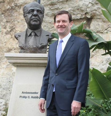 Ambassador David Hale: From US Embassy Beirut to US Embassy